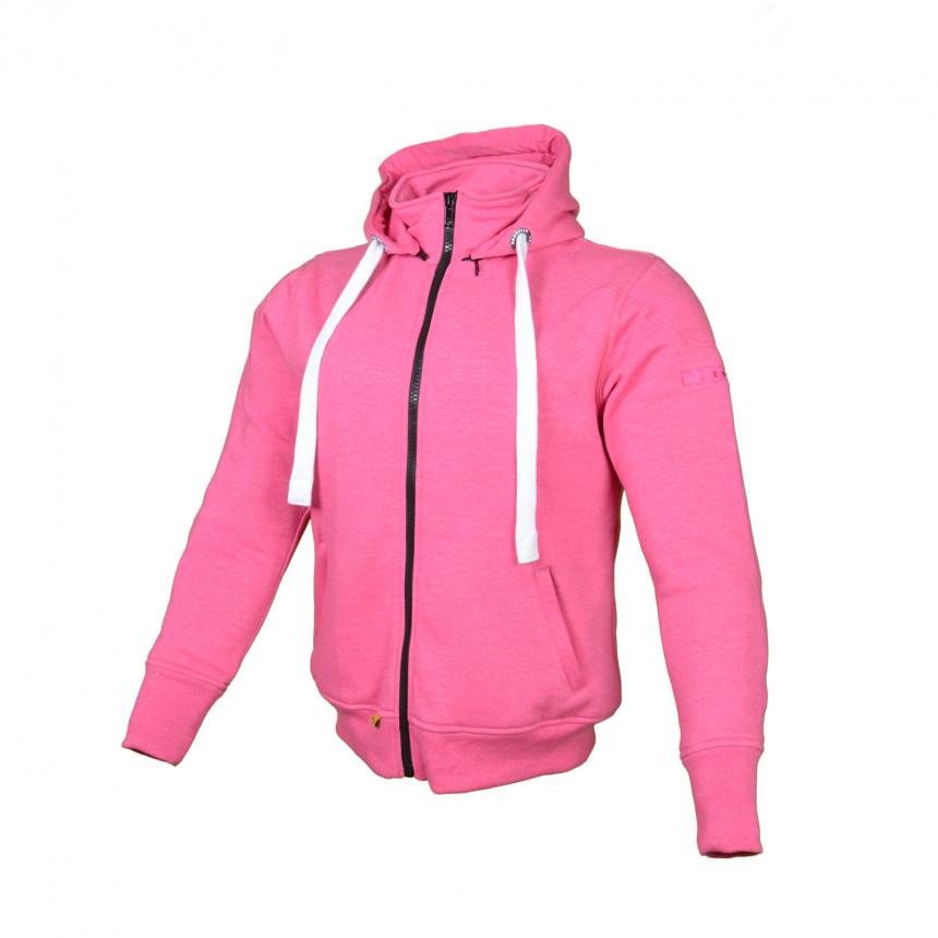 Booster Kevlar Core Hoodie Ladies - Pink