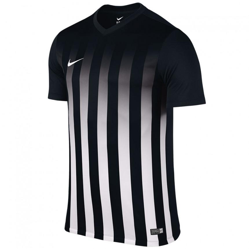 precios baratass límpido a la vista moda más deseable Nike Striped Division II T-Shirt Unisex - Black/White online ...