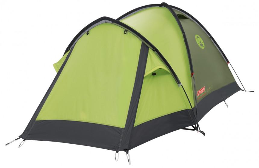 Coleman Monviso 2 Tent - Light Green/Green  sc 1 st  Athleteshop.com & Coleman Monviso 2 Tent - Light Green/Green online