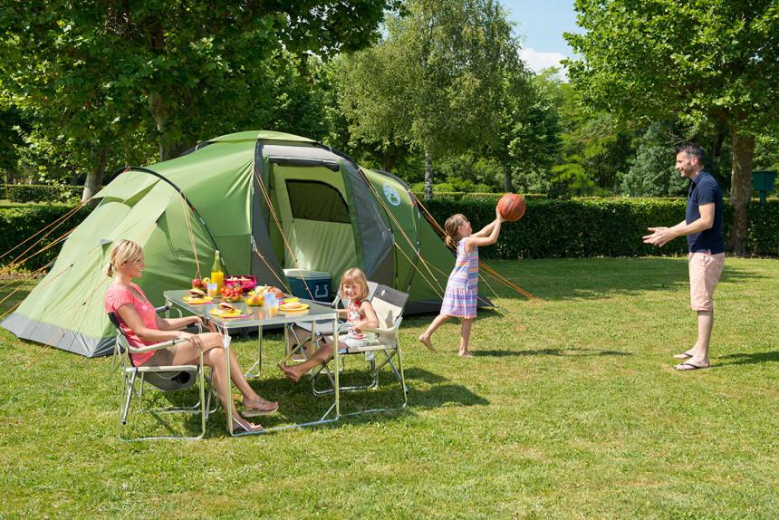 Coleman Bering 6 Vis a vis Tent - Green/Grey & Coleman Bering 6 Vis a vis Tent - Green/Grey online