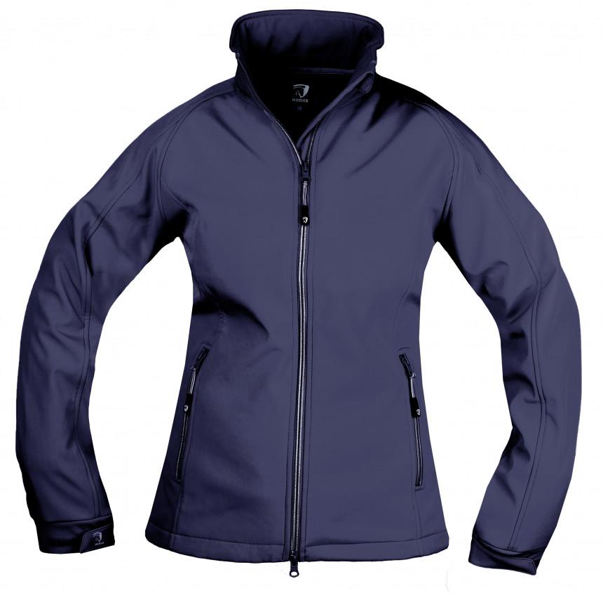 horka silhouette softshell jacket junior blue online. Black Bedroom Furniture Sets. Home Design Ideas