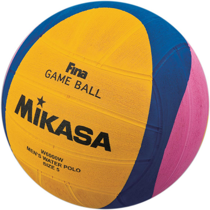 Mikasa W6000w Waterpolo Ball Size 5 Online Athleteshop Com
