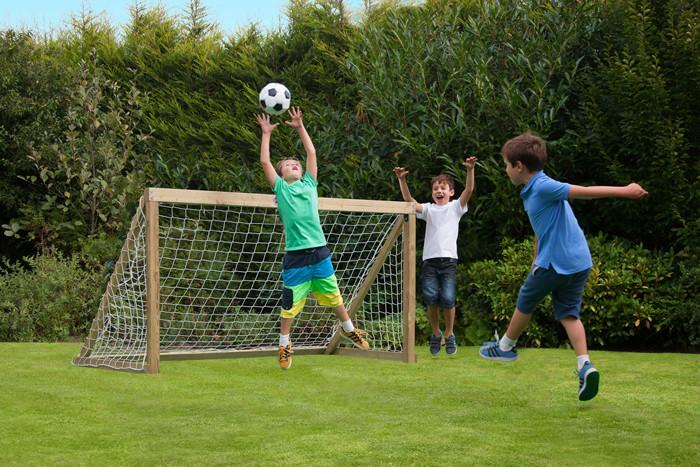 a6606e0c7 Plum Wooden Football Goal 6x4 online - Justathlete.com