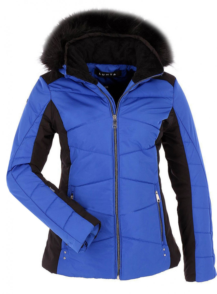 f8c9df40f Luhta Biret Jacket women - Royal Blue