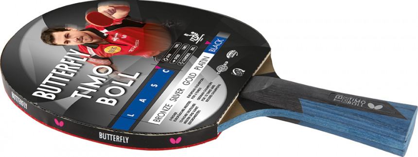 Butterfly Timo Boll Black Table Tennis Bat online