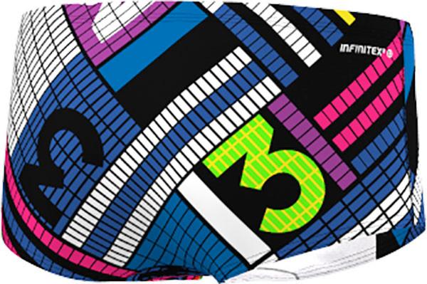 876a9c53e335f Adidas Adiclub Graphic Swim Trunks - Boys - Black / Shock Purple / Shock  Blue