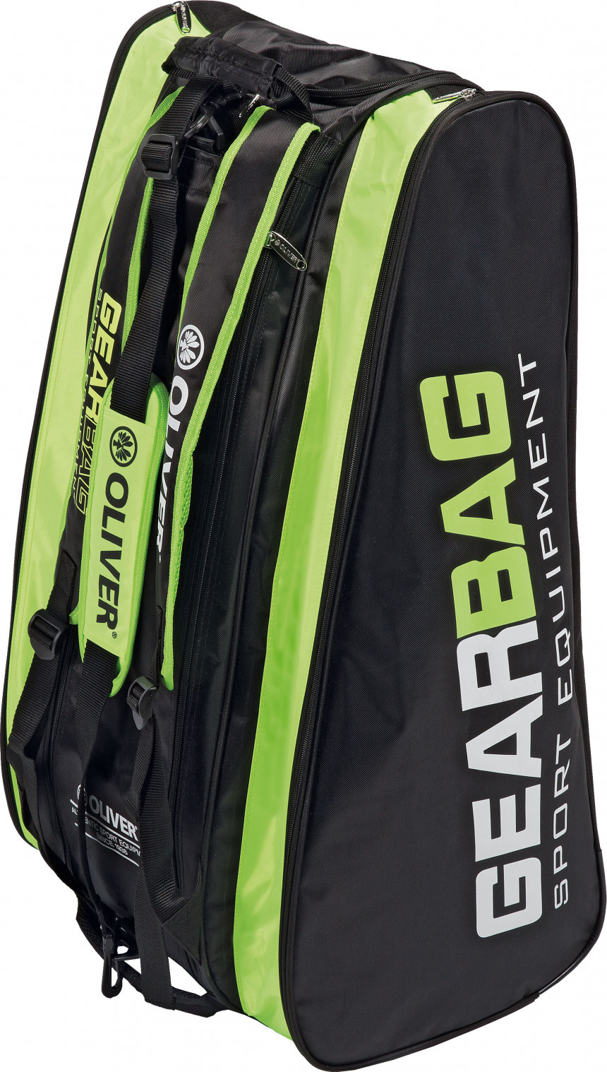 Oliver Gearbag Black Neon green