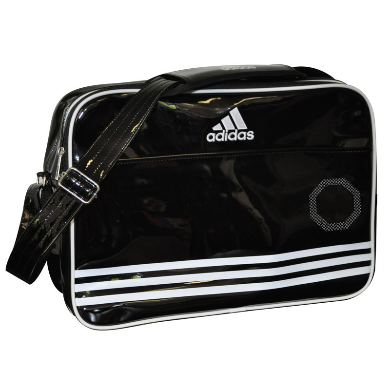 1fc23f1ce6 Buy adidas bag black and white   OFF45% Discounted