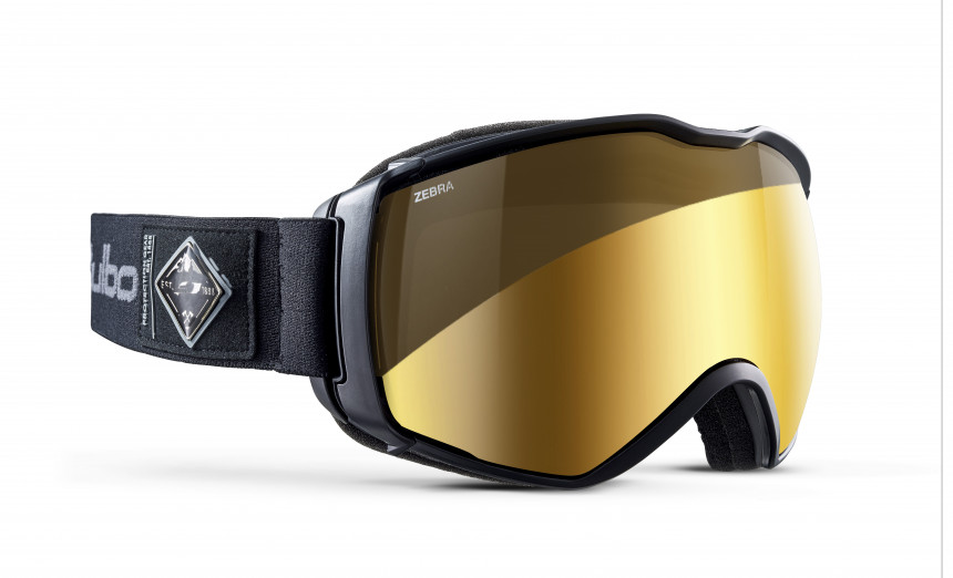 best service good finest selection Julbo Aerospace Ski Goggles - Black - Zebra online - Justathlete.com