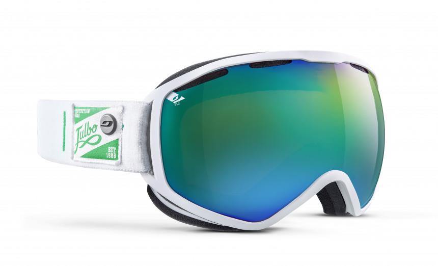 a3f40a8f8b Julbo Atlas Ski Goggles - white   green - Orange Polarized 3 online ...