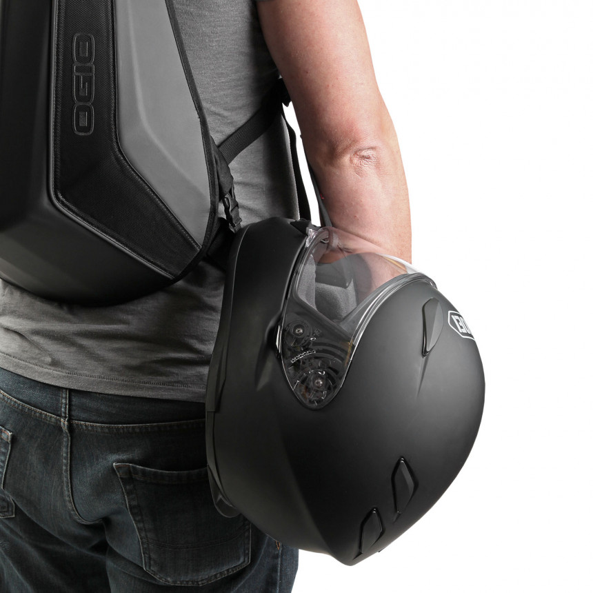 Ogio No Drag Mach 3 Backpack - Black Stealth online - Justathlete.com 0828d6d72c04b