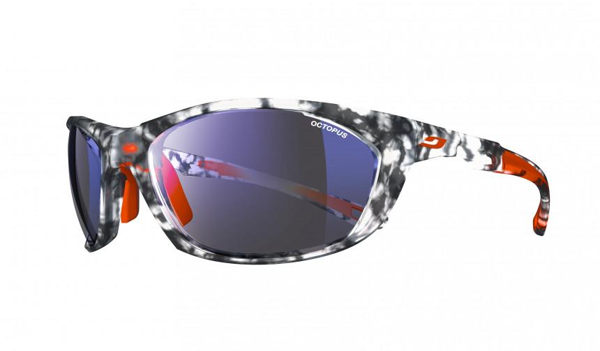 Julbo Race 2.0 Octopus Sports Glasses Large - Tortoise Grey   Orange ... 654c4e40dee5
