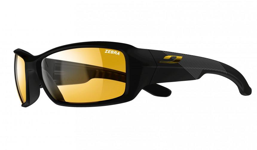 Julbo Run Zebra Sunglasses - Matt Black   Black ccedf58d36c2