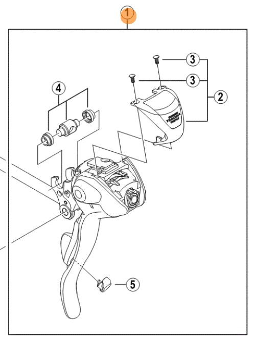 Shimano Di2 Wiring Diagram