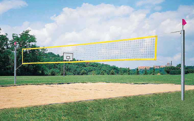 Funtec Beach Volleyball Court Lines