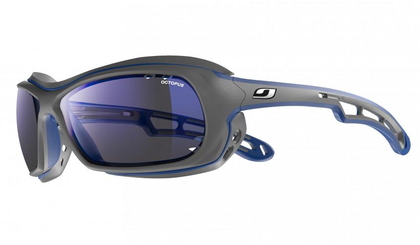 Julbo Wave Octopus Sports Glasses Large - Grey   Blue online ... 6edefe4831d2