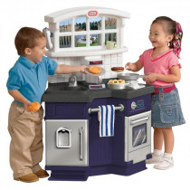 Little Tikes Role Play Side By Side Kitchen