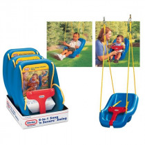 Little Tikes 2-in-1 Snug N Secure Swing