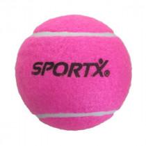 Sportx Jumbo Tennis Ball L - Pink
