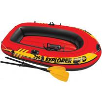 Intex Explorer Pro 200 Boat Set