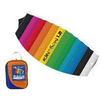Rhombus Rainbow 1.2 Mattress Kite 126 x 55 cm