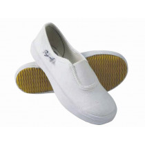 Tangara Brazil Gymnastics Shoes - White