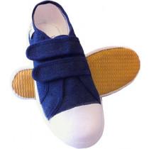 Tangara Lima Gymnastics Shoes - Jeans Blue