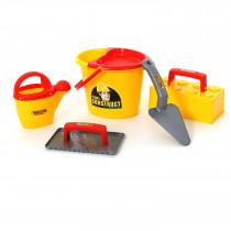 Wader Construct Bucket with Mortar Set
