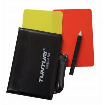 Tunturi Referee Cards Set