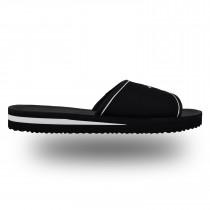 Rucanor Santorini fixed strap Slipper Senior - black/white