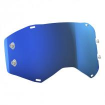 Scott Prospect SNG Works MX Lens - Electric Blue Chrome Afc Works