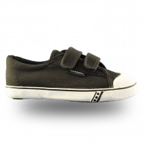 Rucanor Frankfurt Gymnastic Shoe Junior/Senior - black