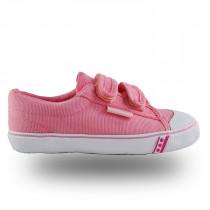 Rucanor Frankfurt Gymnastic Shoe Junior/Senior - pink