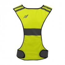 Rucanor Running Vest X-shape - Neon Yellow - S