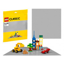 Lego 10701 Classic Plate Grey