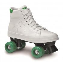 Roces Ace Roller Skates Women - White / Green