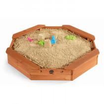 Plum Treasure Beach wooden sandpit