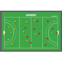 Sportec Magnetic Hockey Coach Board