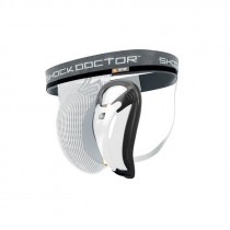Shock Doctor Core Supporter BioFlex Cup - Grey