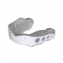 Shock Doctor Gel Max Mouth guard Junior - Clear/White