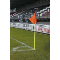 UEFA Corner Flag Pole Yellow 30