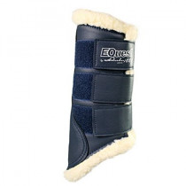Equest Tendon Boots Soft - Navy