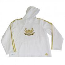 Adidas Hoody Hoodie - Men - White