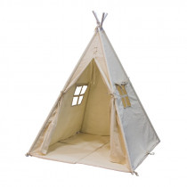 Sunny Alba Teepee Tent - White