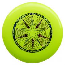 Discraft Ultra Star Frisbee - Yellow