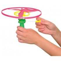 Gunther Twirly Plane Flying Rotor