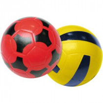 Skin-Coated Football Size 4