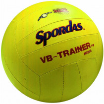 Volley Ball-Trainer Ball Size 5 - Yellow