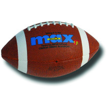 Max Pro Rubber American Football - Size 6