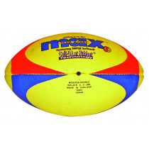 Max Flag Rugby Ball - Size 3